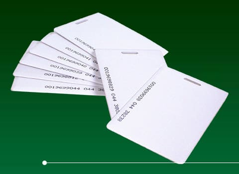 Cartão de proximidade