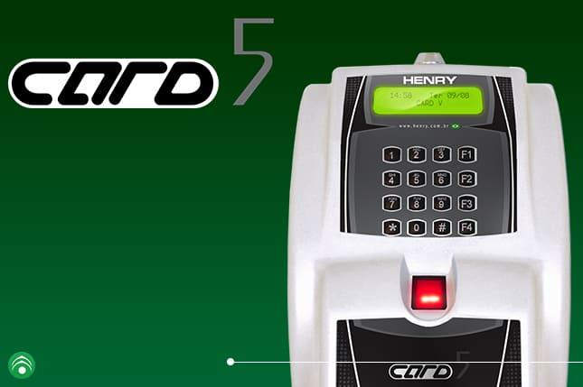 Controle de acesso card 5