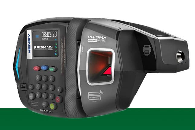 Prisma Super Fácil Advanced é um relógio de ponto eletrônico (REP) Confira!