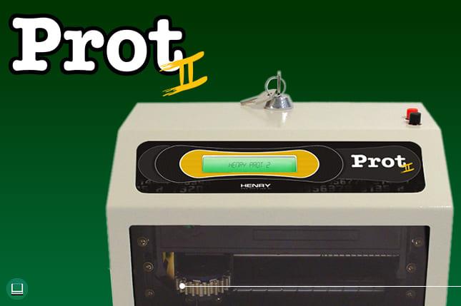 Protocoladores prot ii