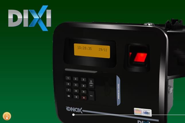Relógio eletrônico de ponto idnox