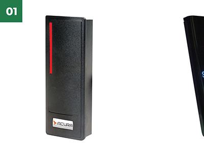 Controle de acesso RFID